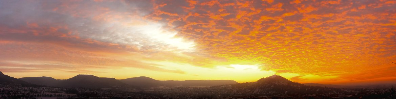 Georgenberg Sonnenuntergang