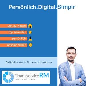 digitale Onlineberatung Versicherungen