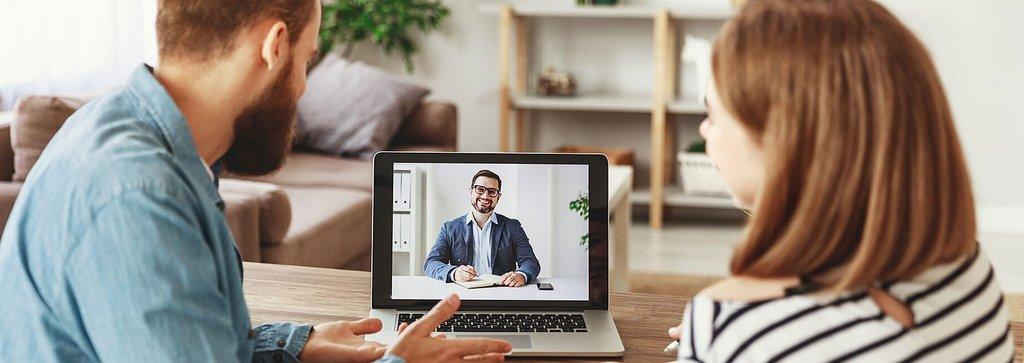 Unsere Onlineberatung Versicherungen und Finanzen