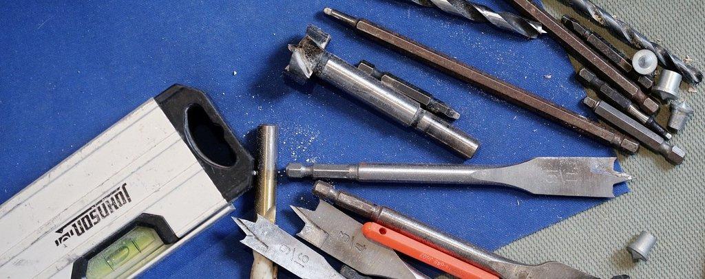 Inventar und Werkzeuge