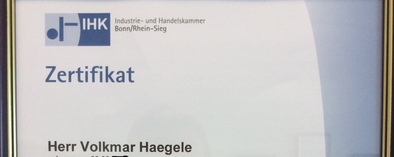 Bremen Versicherungsmakler Bremen Volkmar H. Haegele Grünvorsorgen
