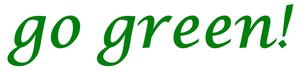 go green - wie viel Klimaschutz steckt in Ihren Finanzen - grün vorsorgen