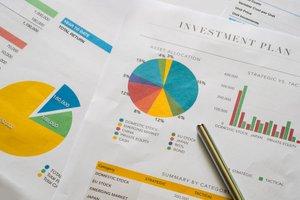 Kapitalanlage Investment Plan Statistik Diagramme