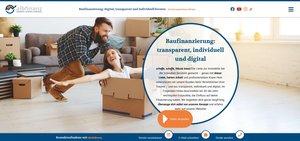 Neue Website Baufinanzierung albfinanz