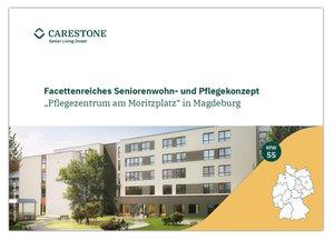 Beispielhafte Pflegeimmobilie als Altersversorgung - carestone
