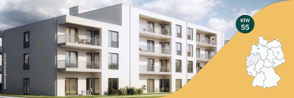 Gevelsberg - SaFiVe - Seniorengerechte Eigentumswohnungen