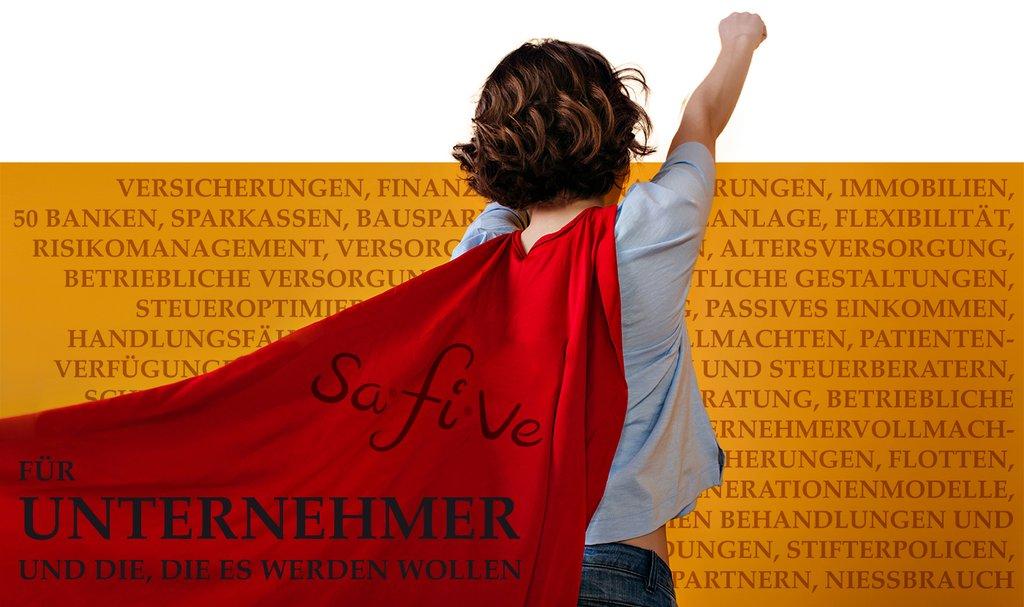 Leistungen der SaFiVe - Versicherungsmakler Aschaffenburg