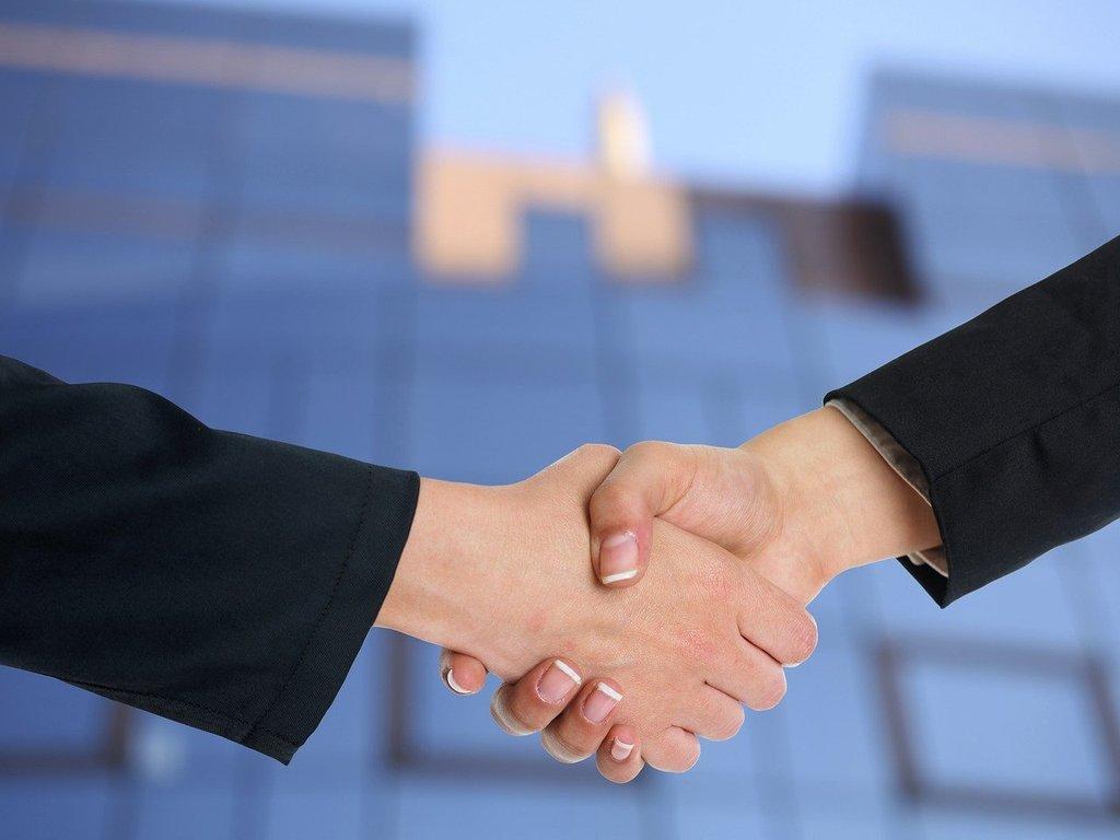Handshake // ADAMIETZ & KOLLEGEN GmbH